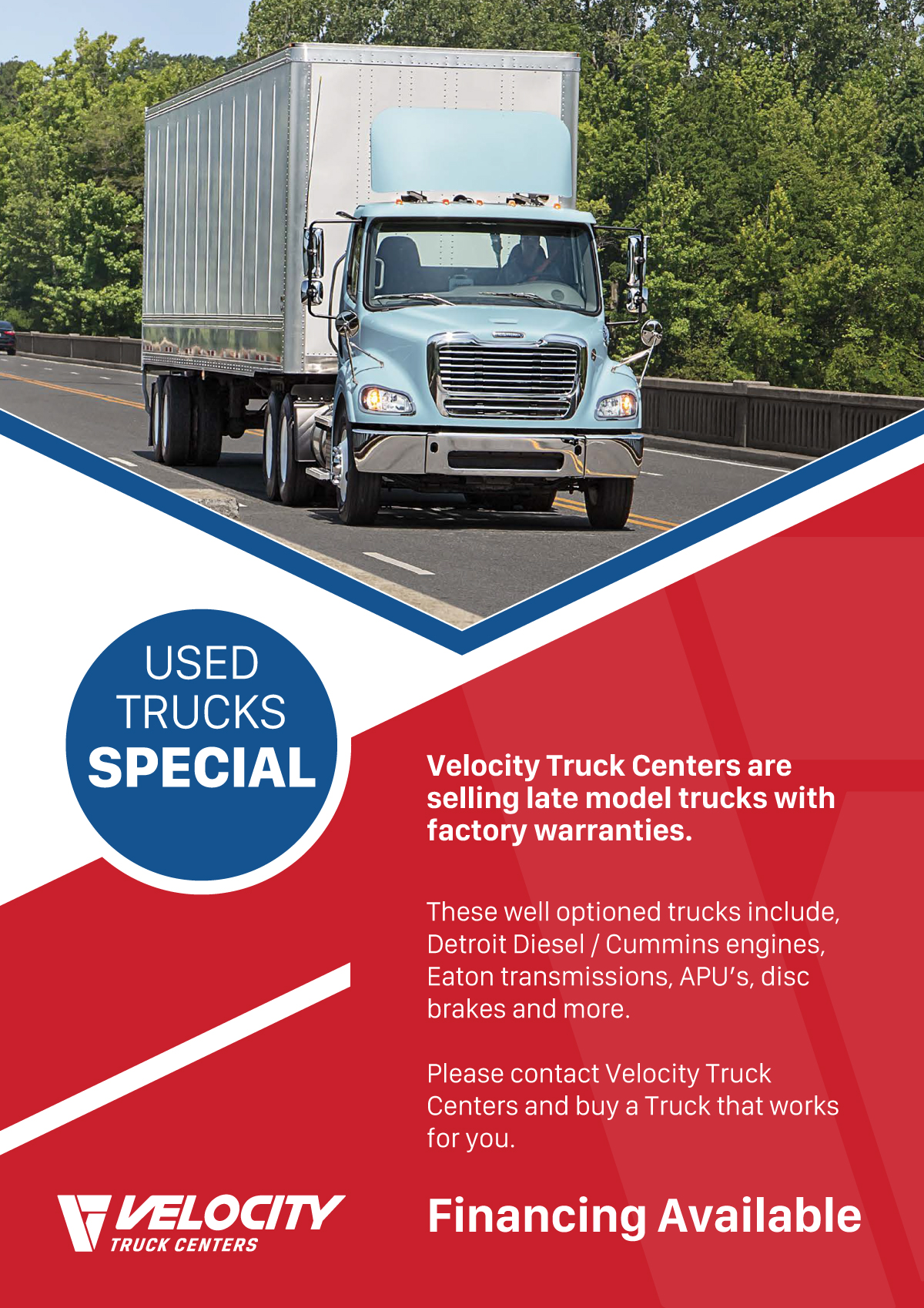 Select Truck - Heavy Duty Used Trucks Inventory at